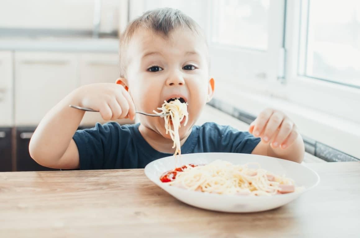 نظام غذائي صحي للاطفال ثلاث سنوات