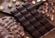 أضرار أكل الشوكولاتة على الريق