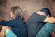 الاثار النفسية لهجر الزوجة