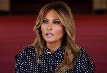 ضربة لميلانيا ترامب في حديقة البيت الأبيض