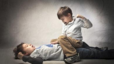 ابني يضرب أخوته وأصدقائه