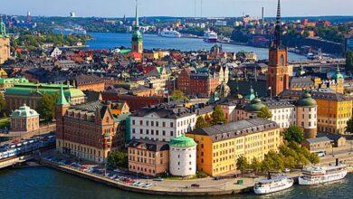أبرز الاماكن السياحية في السويد