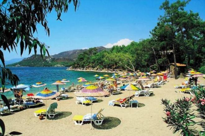 الاماكن السياحية في مرمريس تركيا