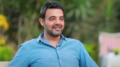 """عمرو محمود ياسين يعلن عن الحلقة الرابعة من مسلسل """"نصيبي وقسمتك"""" في القريب"""